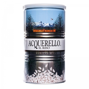 Rice aged 1 year 1kg - Acquerello in Tin