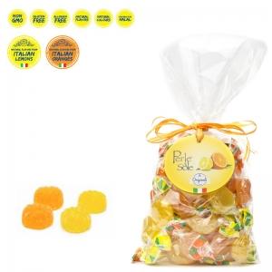 Bonbons Gelées au citron et à l'orange 500 Gr. - Perle di Sole