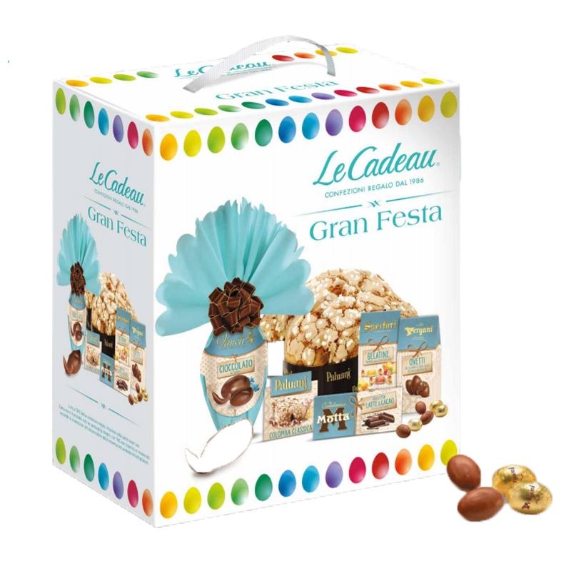 Paquete de regalo de Pascua -  Gran Festa
