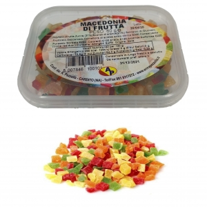 Ensalada de frutas de fruta confitada - Pezzella