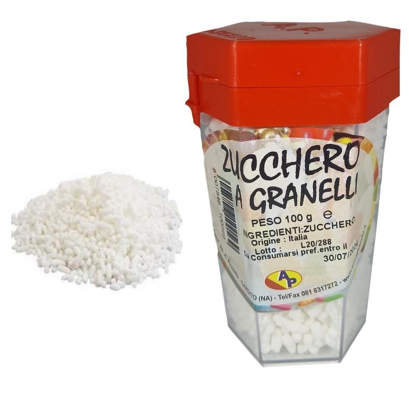 Granulés de sucre - Pezzella