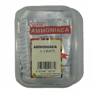 Ammoniaca per dolci - Pezzullo