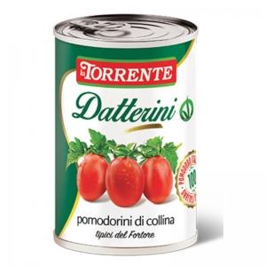 Tomates Datterini Enteros 500g - La Torrente