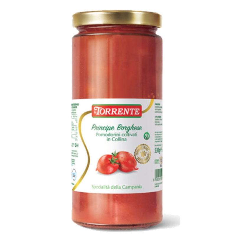 Tomate Príncipe Borghese 530g - La Torrente
