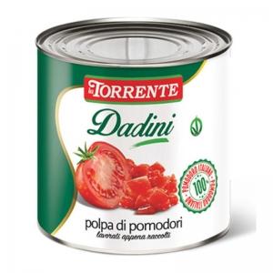 Tomates Picados 3kg DADINI - La Torrente