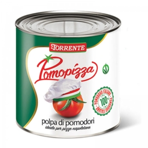 Tomates triturados 3kg Pomopizza - La Torrente
