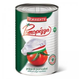 Tomates triturados 5kg Pomopizza - La Torrente