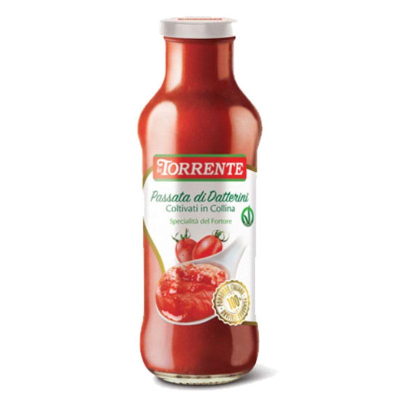 Passata di Pomodorini Datterini - La Torrente