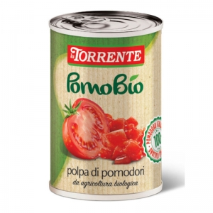 Organic Chopped tomatoes from 500g - La Torrente