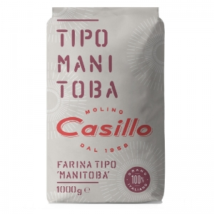 Farine du Manitoba - Selezione Casillo 1kg