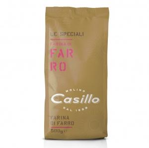 Farine d'épeautre Racconti del Campo 500g - Selezione Casillo