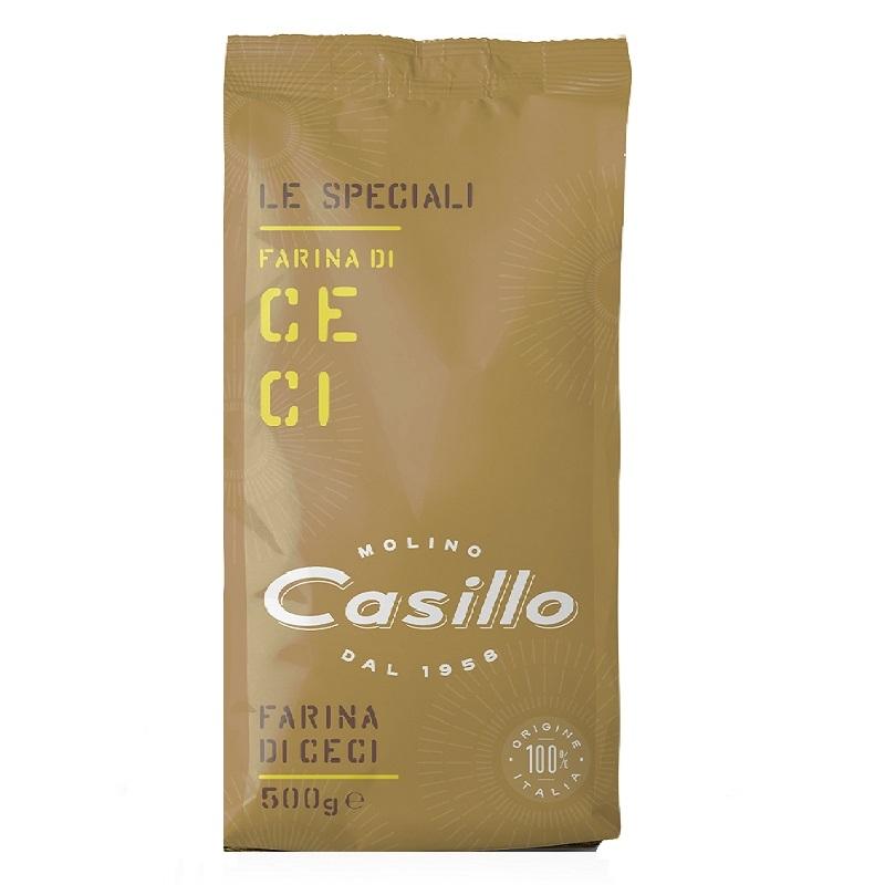Farina di Ceci  Racconti del Campo 500g - Selezione Casillo