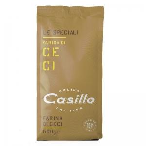 Farine de pois chiches Racconti del Campo 500g - Selezione Casillo