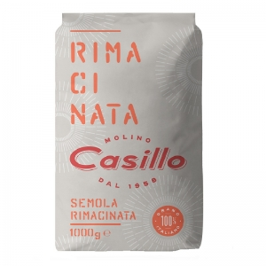 Remilled durum wheat semolina 1Kg - Selezione Casillo