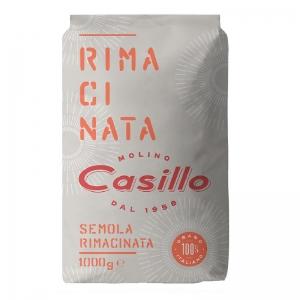 Sémola de trigo duro rellenado 1Kg - Selezione Casillo