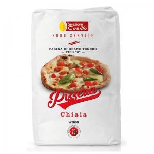 Harina para Pizzería - Chiaia 25 kg - Selezione Casillo