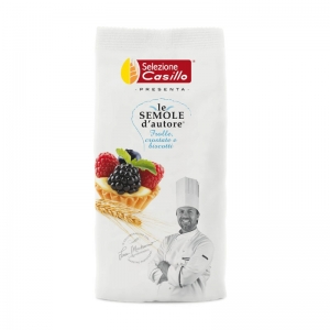Semolina D'Autore Frolle, Crostate y Galletas 5kg - Selezione Casillo