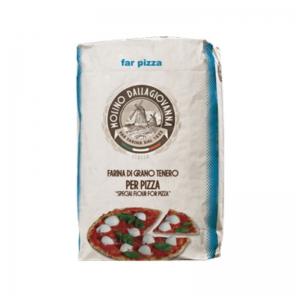 "Farine ""FAR Pizza"" BLEUE Type 00 25 kg - Molino DALLAGIOVANNA"
