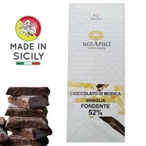 Modica chocolate -Vaniglia 100g - UCCARUCI