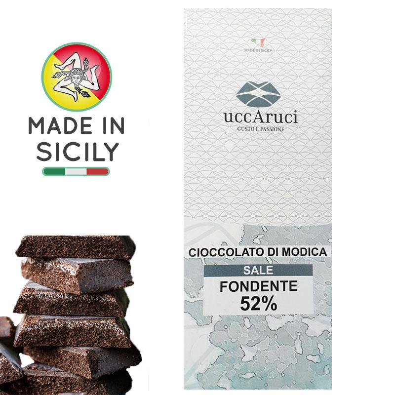 Chocolate Modica -Venta 100g - UCCARUCI