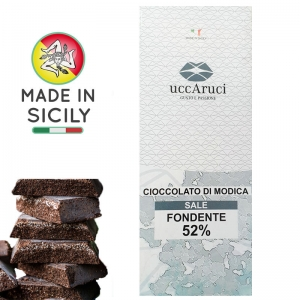 Chocolate Modica -Venta 100g - UCCARUCI