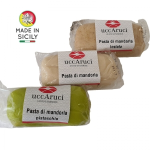 Pack of three Almond paste - Uccaruci