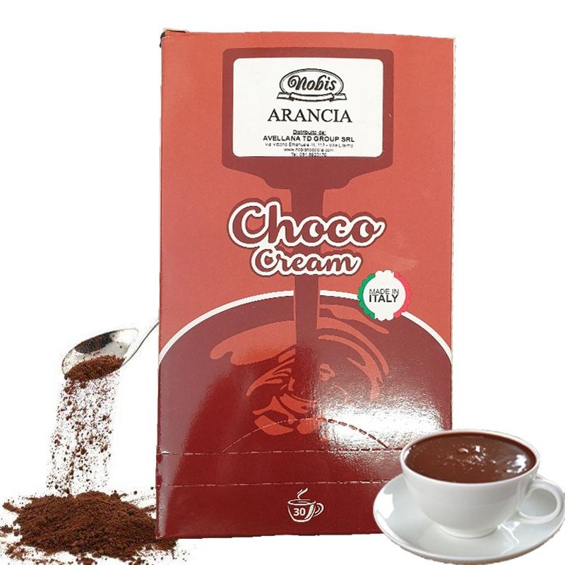 Choco Cream Chocolate Naranja - Nobis