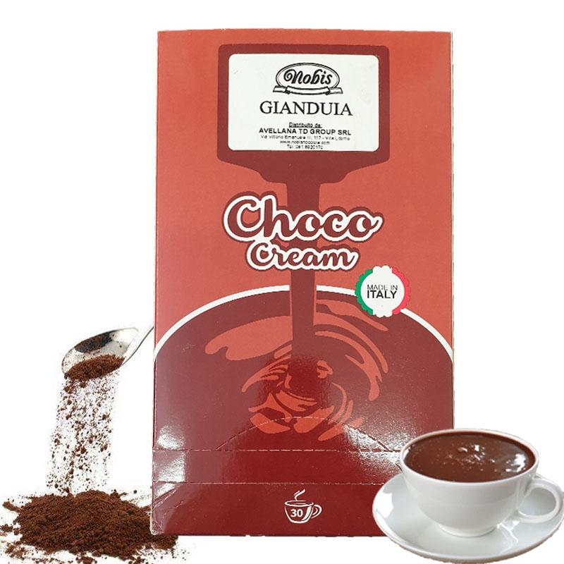 Schokoladencreme Gianduia Schokolade - Nobis