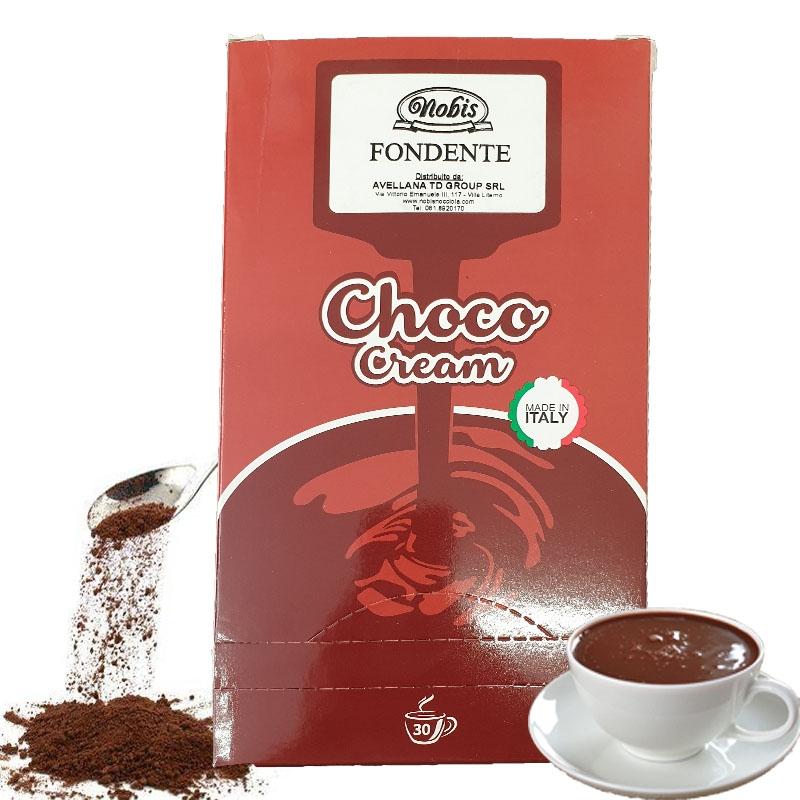 Schokoladencreme Dunkle Schokolade - Nobis
