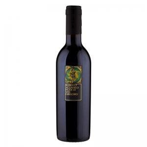 Vino Aglianico RUBRATO rosso  375 ml FEUDI DI SAN GREGORIO