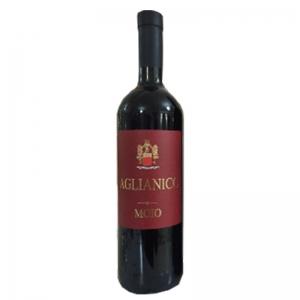 Vino Aglianico rosso - Cantine Moio