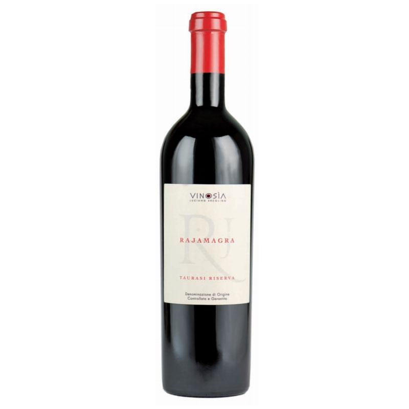 Taurasi Rajamagra DOCG vino tinto - Vinosia