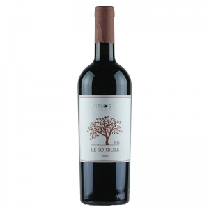 Vin rouge Le Sorbole IGT - Vinosia