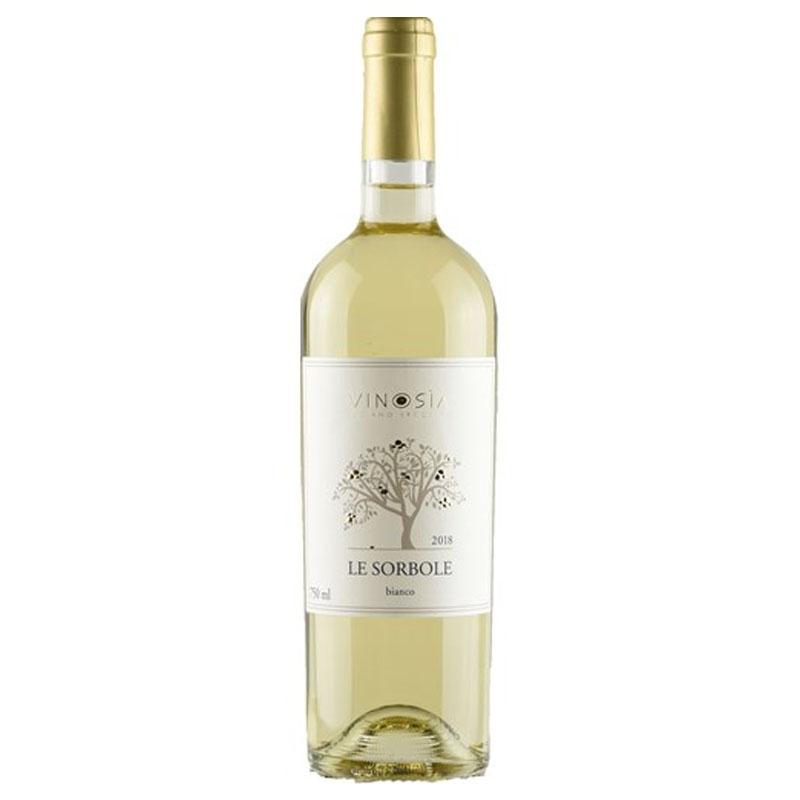Vino blanco Le Sorbole IGT - Vinosia