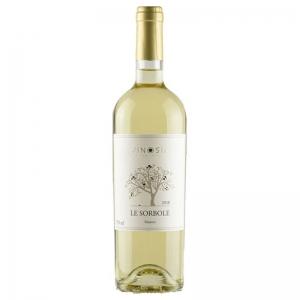 Vino Le Sorbole bianco IGT - Vinosia