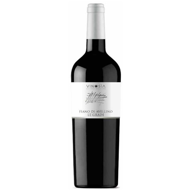 Vino blanco La Grado Fiano di Avellino DOCG - Vinosia