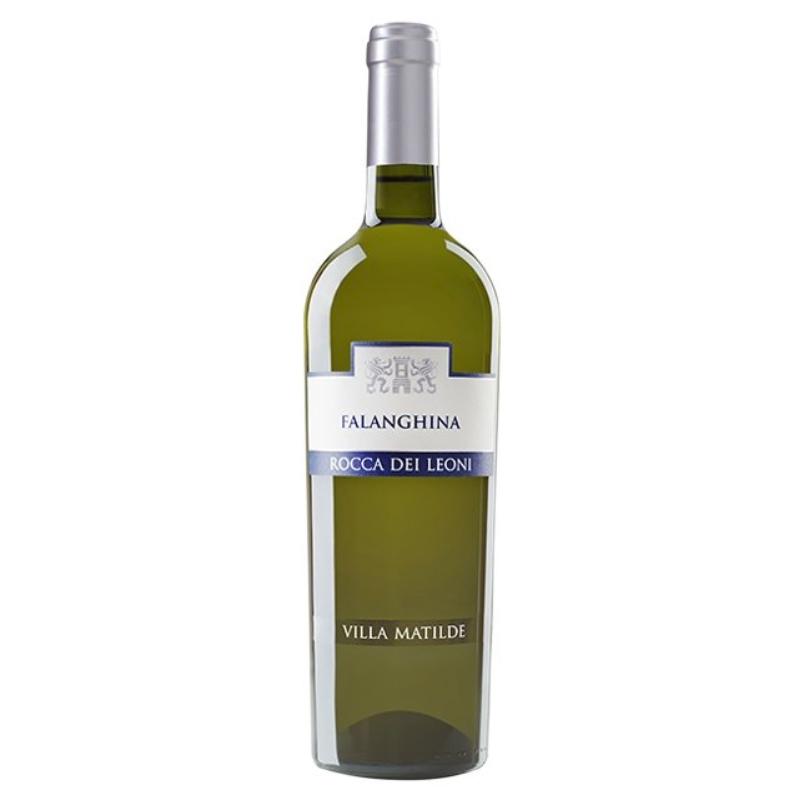 Vino blanco Falanghina Rocca dei Leoni IGP - VILLA MATILDE