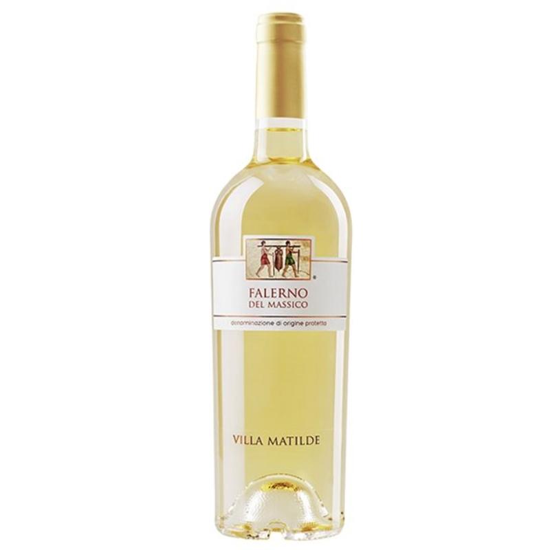 Falerno del Massico vino blanco DOP - VILLA MATILDE