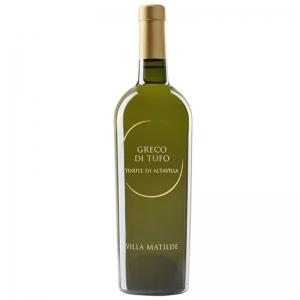 Vino blanco DOCG Greco di Tufo - VILLA MATILDE
