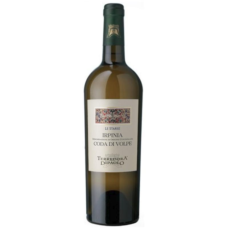 Vino blanco Le Starse Coda di Volpe DOC - Terredora Dipaolo