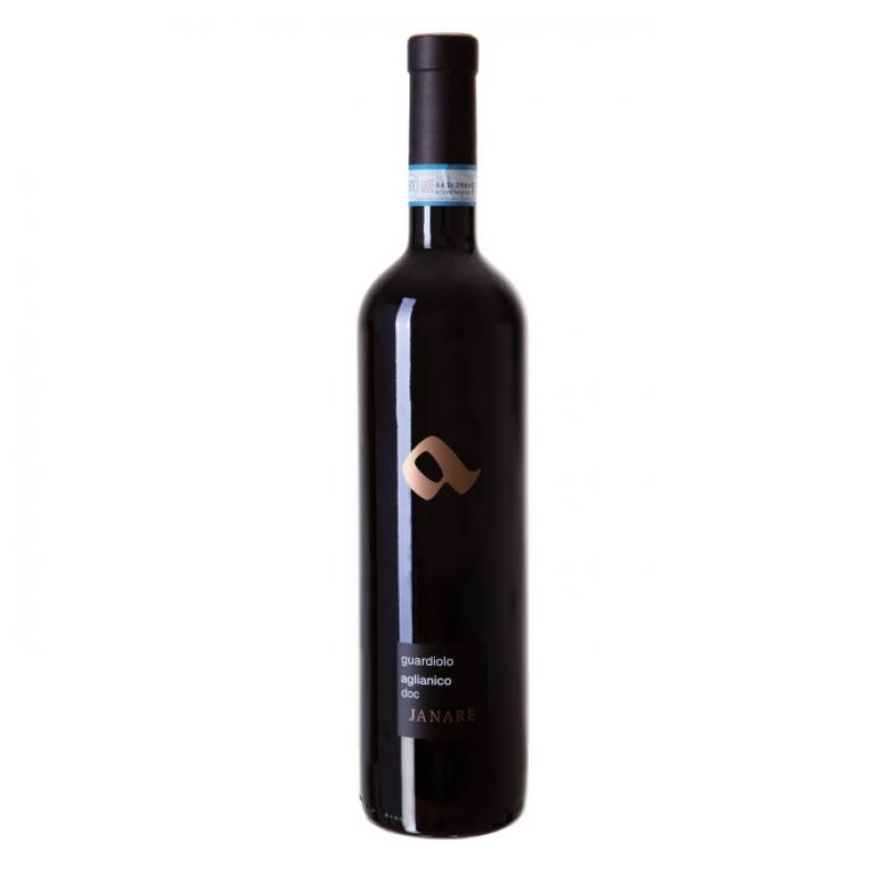 Vin rouge JANARE Aglianico Sannio D.O.P - La Guardiense