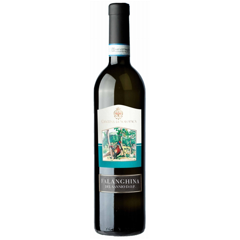 White wine Falanchina Sannio D.O.P.  - Cantine di Solopaca