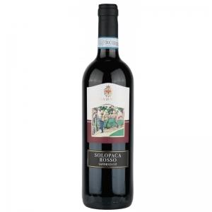 Red wine Solopaca Sannio D.O.P.  - Cantine di Solopaca