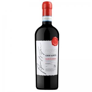 Vino Onn' Anto' Riserva 2012 rosso - Nugnes