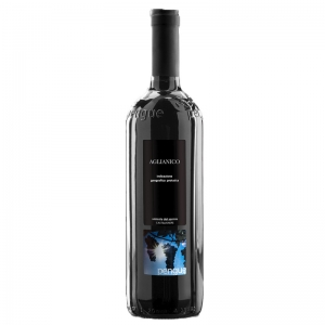 Red wine Aglianico Beneventano IGP PENGUE 1 Lt  - Vinicola del Sannio