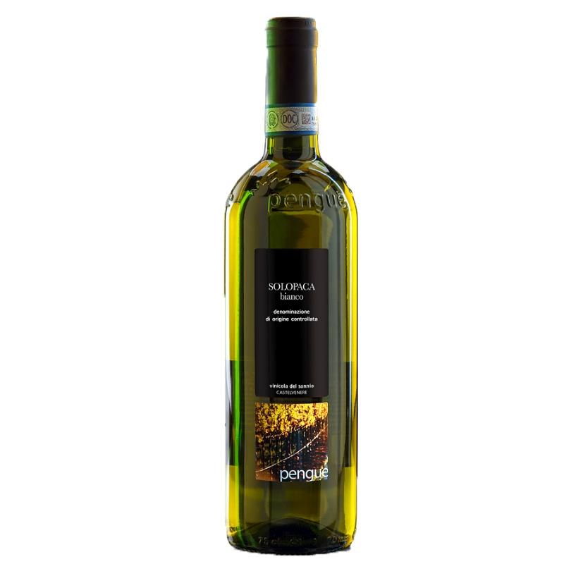 White wine Solopaca Sannio D.O.P. PENGUE  - Vinicola del Sannio