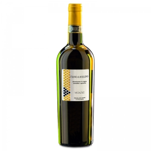 Vino blanco Fiano di Avellino D.O.C.G. VIGNOLÈ - Vinicola del Sannio