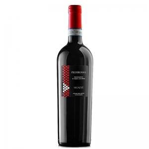 Vino Piedirosso Sannio  D.O.P.  VIGNOLÈ  rosso - Vinicola del Sannio