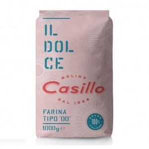 """Farine Dolci tipo """"00"""" 1Kg - Selezione Casillo"""