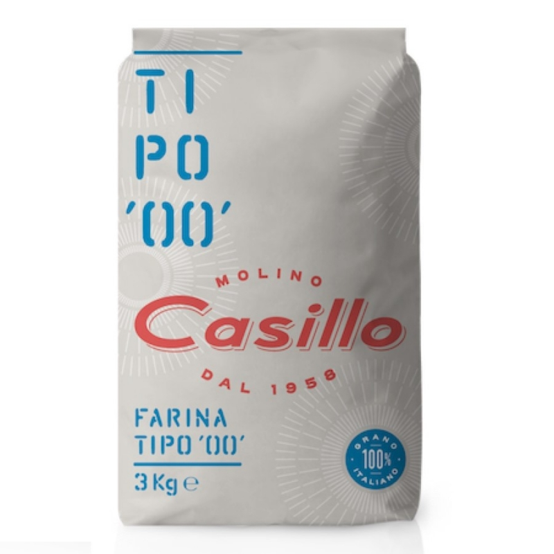 Caputo Flour Blu Type 00 Kg  1